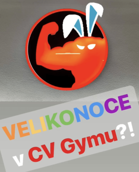 Velikonoce v Czech Virus Gym