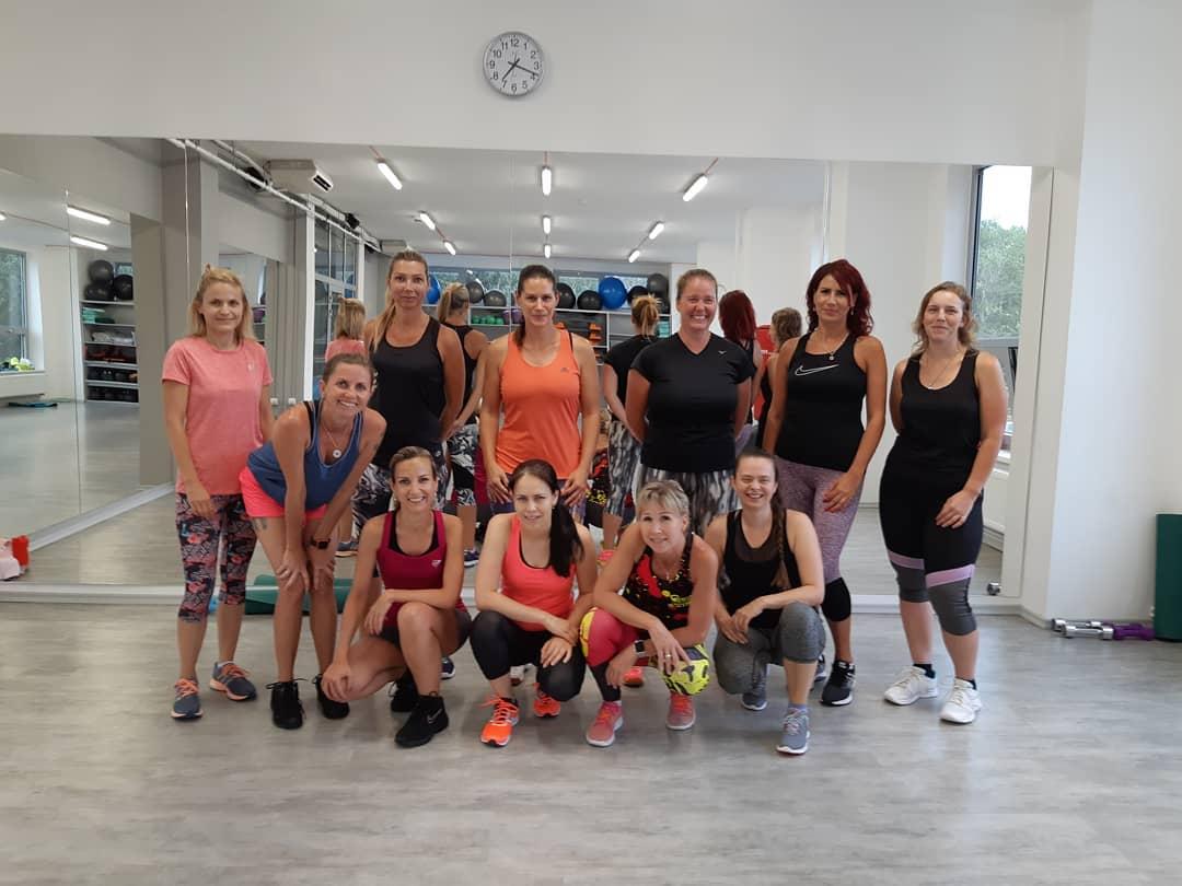 kruháč bystrc lekce gym fitko fitness