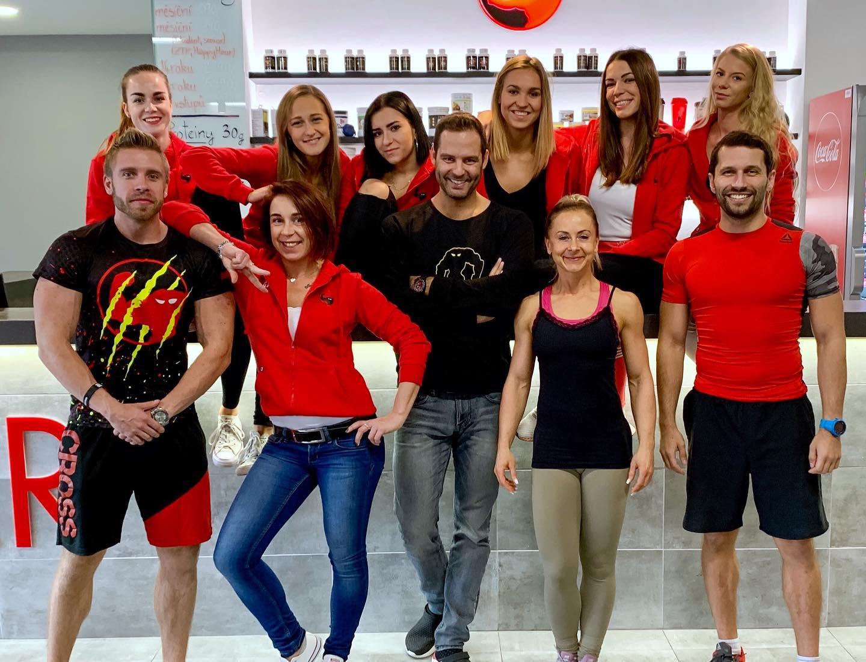 team virus gym