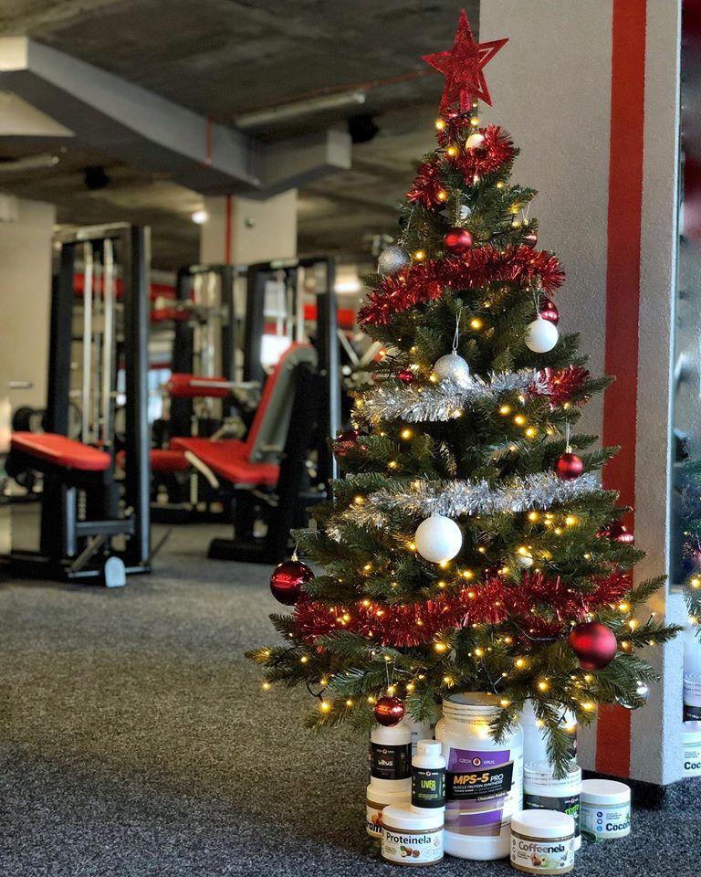 vánoční sleva 7% na suplementy