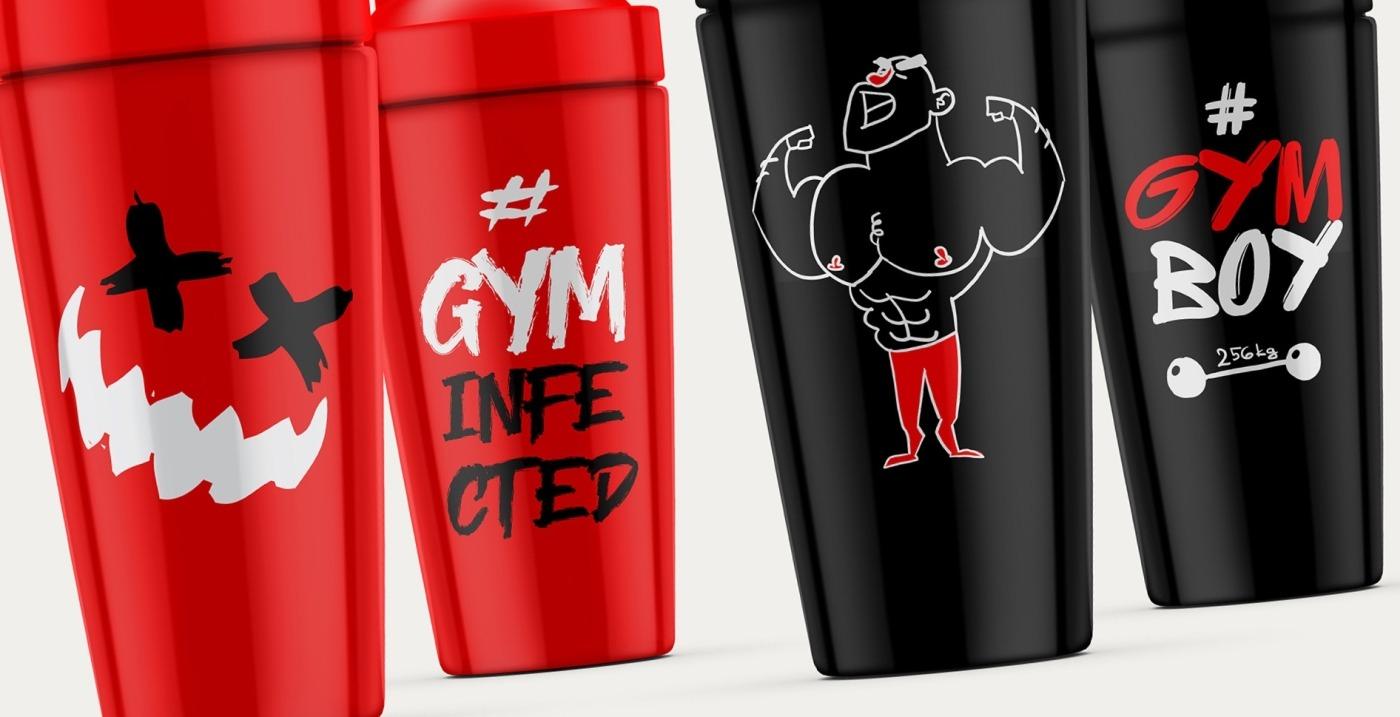 shaker novinka fittness protein brno