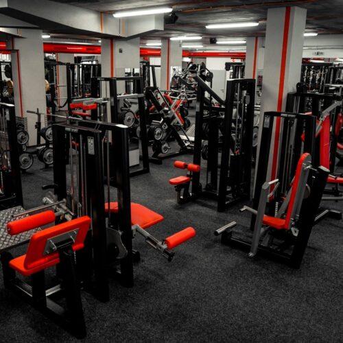 fitness brno fitko gym posilovna
